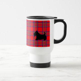 スコットランドテリアのタンブラー トラベルマグ