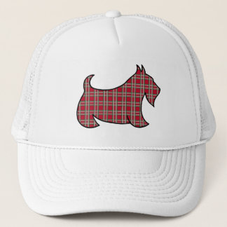 スコットランドテリアの帽子 キャップ