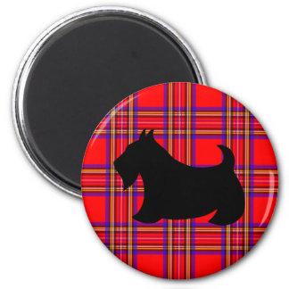 スコットランドテリアの磁石 マグネット