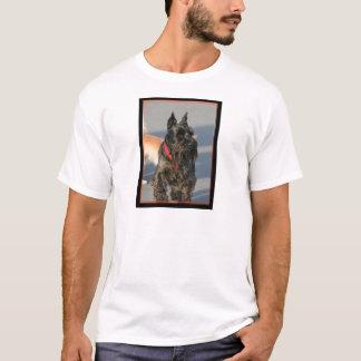 スコットランドテリアのTシャツ Tシャツ