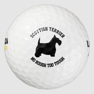 スコットランドテリア ゴルフボール