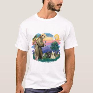 スコットランドテリア(2) Tシャツ