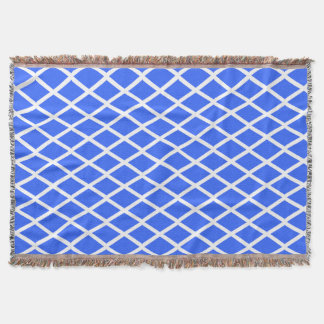 スコットランドパターン毛布のスコットランド人のSaltireの旗 スローブランケット