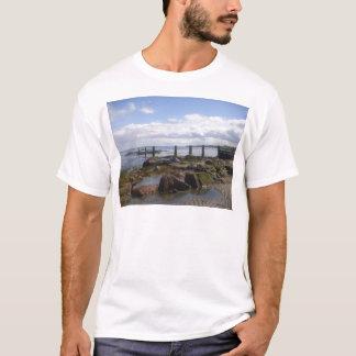 スコットランド人のビーチ Tシャツ