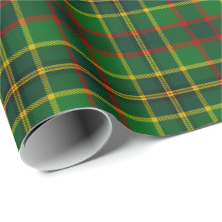 スコットランド人のCatesの狩りの格子縞のタータンチェック ラッピングペーパー