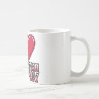 スコットランド人のConanの人 コーヒーマグカップ