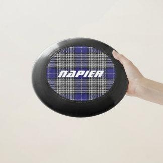 スコットランド人のFuntimeの一族のナピアのタータンチェック格子縞 Wham-Oフリスビー