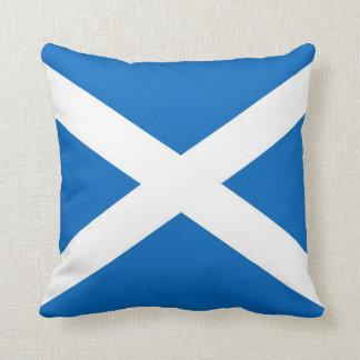 スコットランド人のSaltireのクッション クッション