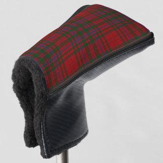 スコットランド人は一族のMacDougallのタータンチェック格子縞を着色します ゴルフヘッドカバー
