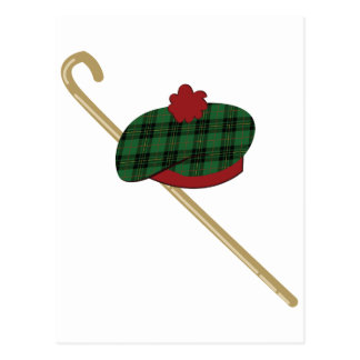 スコットランド人 ポストカード