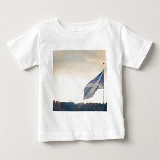 スコットランド勇敢の ベビーTシャツ