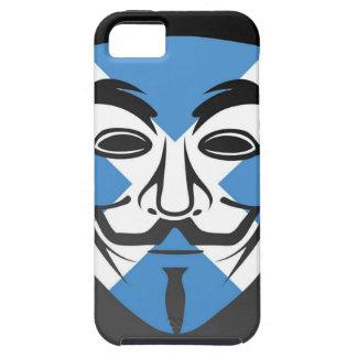 スコットランド匿名のIphoneの例 iPhone SE/5/5s ケース