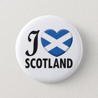 スコットランド愛 缶バッジ