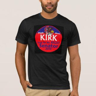 スコットランド教会の上院のTシャツに印を付けて下さい Tシャツ