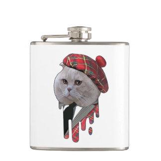 スコットランド猫 フラスク