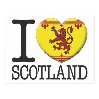 スコットランド2 ポストカード