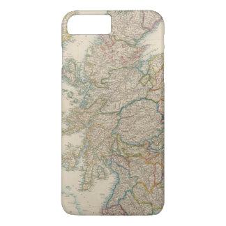 スコットランド3 iPhone 8 PLUS/7 PLUSケース