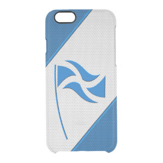 スコットランド クリアiPhone 6/6Sケース