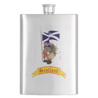 スコットランド フラスク