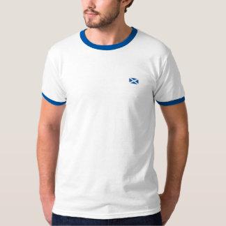 スコットランドSaltireのTシャツ Tシャツ