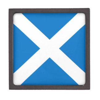 スコットランドSt Andrewの十字の国旗 ギフトボックス