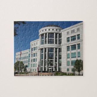 スコットE Mathesonの裁判所、ユタの州立裁判所 ジグゾーパズル