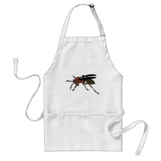 スズメバチのスケッチ スタンダードエプロン