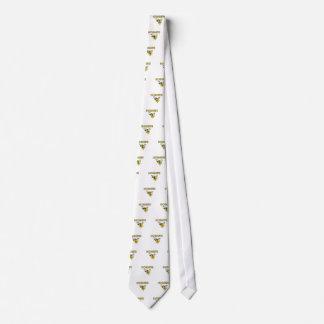 スズメバチの完全な箱 オリジナルネクタイ