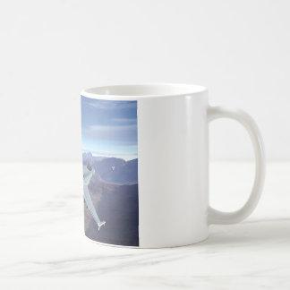 スズメバチの攻撃 コーヒーマグカップ