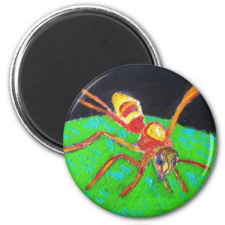 スズメバチの磁石 マグネット