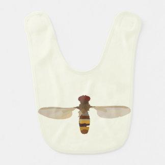 スズメバチの蜂の昆虫の自然科学の動物のかわいい黄色 ベビービブ
