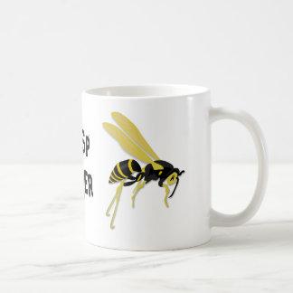 スズメバチ力 コーヒーマグカップ