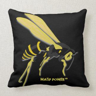スズメバチPOWER™の装飾用クッション クッション