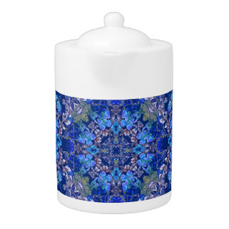 スタイリッシュでお洒落なルクスの花の水彩画パターン