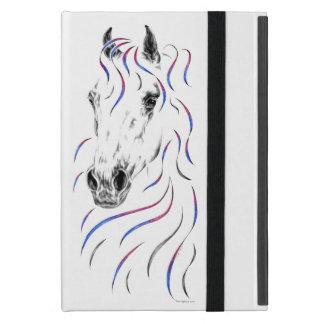 スタイリッシュなアラビアの馬 iPad MINI ケース