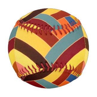 スタイリッシュなモダンの洗練されたシェブロン 野球ボール