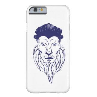スタイリッシュなライオン BARELY THERE iPhone 6 ケース