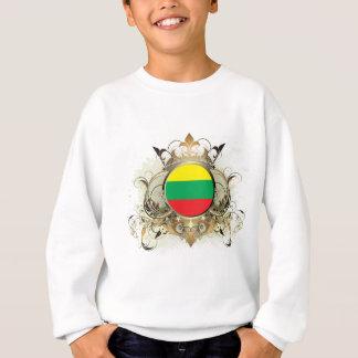 スタイリッシュなリスアニア スウェットシャツ