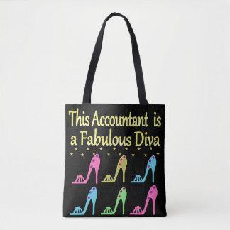 スタイリッシュな会計士の靴の恋人のデザイン トートバッグ
