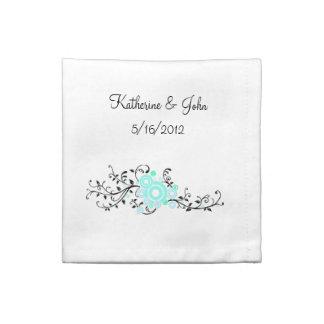 スタイリッシュな華麗さの結婚式の布のナプキン ナプキンクロス