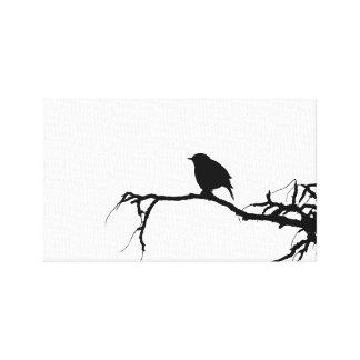 スタイリッシュな鳥のキャンバスのプリント キャンバスプリント