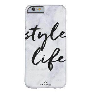スタイルの生命 BARELY THERE iPhone 6 ケース
