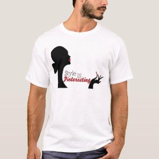 スタイルはPinterestingです Tシャツ