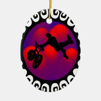 スタイルを作られるTAILWHIP BMX セラミックオーナメント