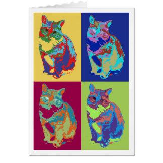 スタイル猫 カード