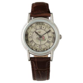 スタイル: 女性のラインストーンの白いエナメルの腕時計 腕時計