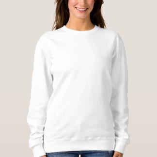 スタイル: 女性の基本的なスエットシャツは屋外に勇敢に立ち向かいます スウェットシャツ