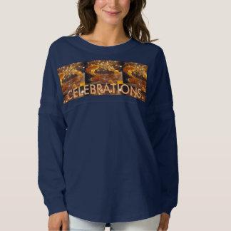 スタイル: 女性の精神のジャージーのワイシャツ9色の選択 スピリットジャージー