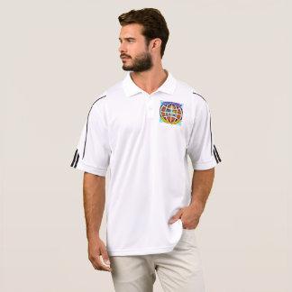 スタイル: 男性アディダスのゴルフClimaLite®のポロシャツ ポロシャツ