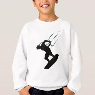 スタイルKiteboardingを解放して下さい スウェットシャツ